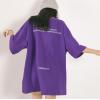 2019夏季韩版套头圆领宽松型女士上衣男友风短袖T恤女