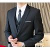 西服套装男士职业正装商务休闲韩版修身西装伴郎服装新郎结婚礼服