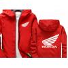 雅马哈哈雷川崎同款摩托车可定制赛车服装开衫外套男连帽夹克衣服